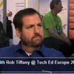 Interview with Rob @ Tech Ed Europe 2009