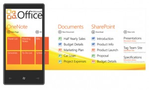 officescreen web 300x181 Windows Phone 7 Series debuts at Barcelona!
