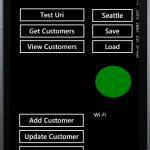 Windows Phone 7 Line of Business App Dev :: Network Awareness