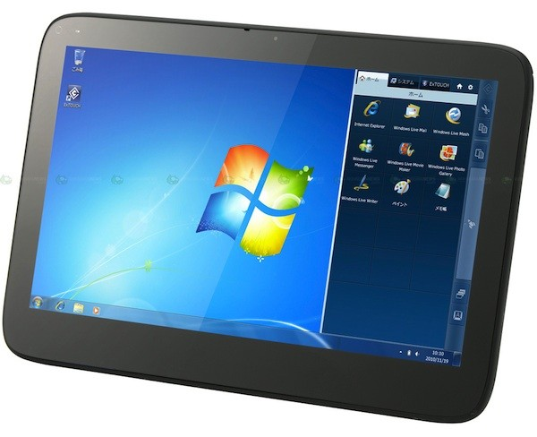 Windows 7 Tablet