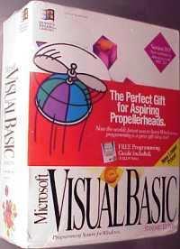 Happy 20th Birthday Visual Basic :: VB Under the Sea