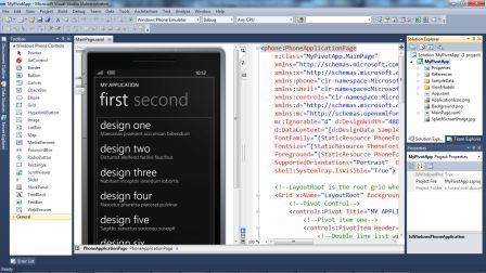 Windows Phone 7 Line of Business App Dev :: Building a WCF REST + JSON Service