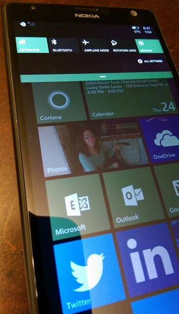 Windows Phone 8.1 is Here