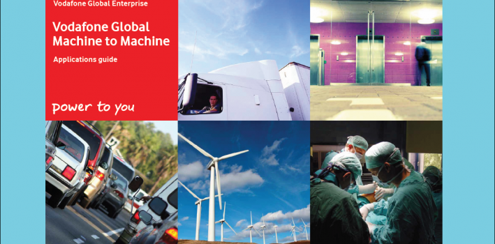 Vodafone to present at IoT WORLD FORUM 2015
