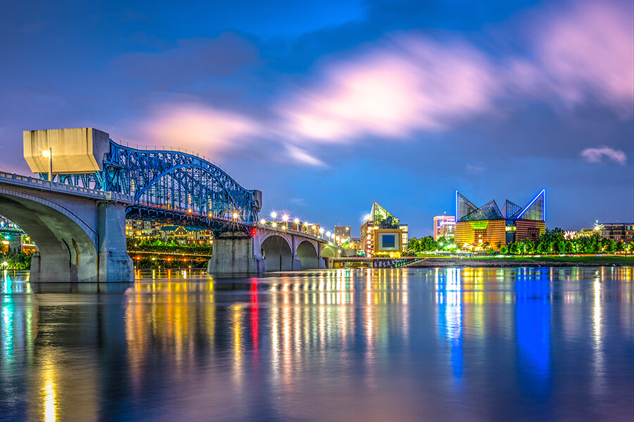 Chattanooga Skyline